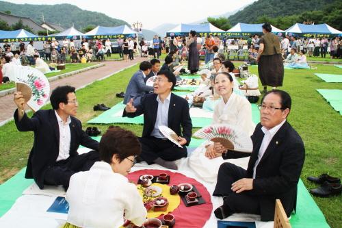 거창군, 거창한마당대축제 기간 폐자원 교환행사 개최